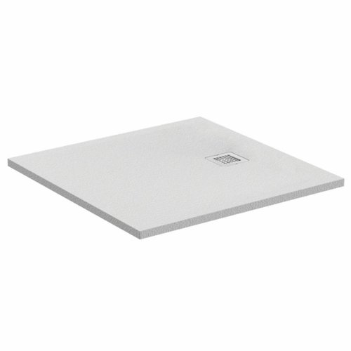 Douchebak Ideal Standard Ultra Flat Solid Vierkant (in 3 afmetingen) Wit