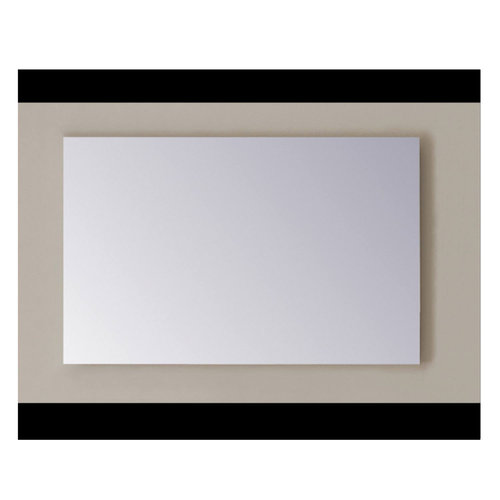 Spiegel Sanicare Q-mirrors Zonder Omlijsting 60 x 85 cm PP Geslepen