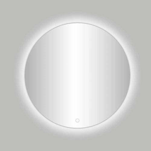 Ronde Spiegel Best Design Ingiro Inclusief LED Verlichting Ø 100 cm