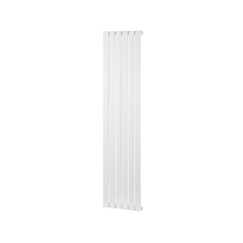 Designradiator Haceka Negev Adoria 34x184 cm Wit Onderaansluiting (675 Watt)