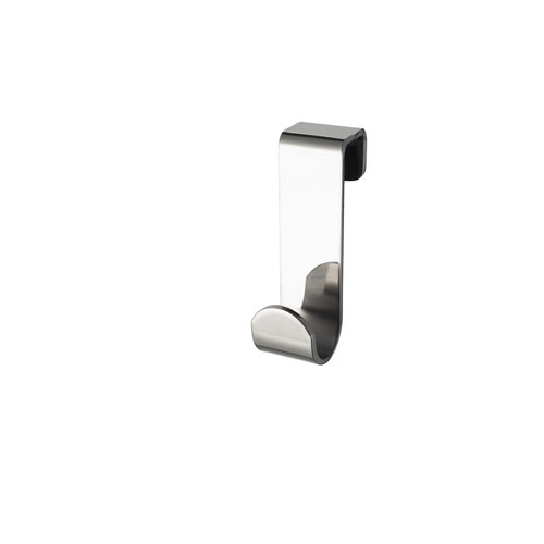 Handdoekhaak Haceka Selection 20x65 mm RVS Glanzend Chroom