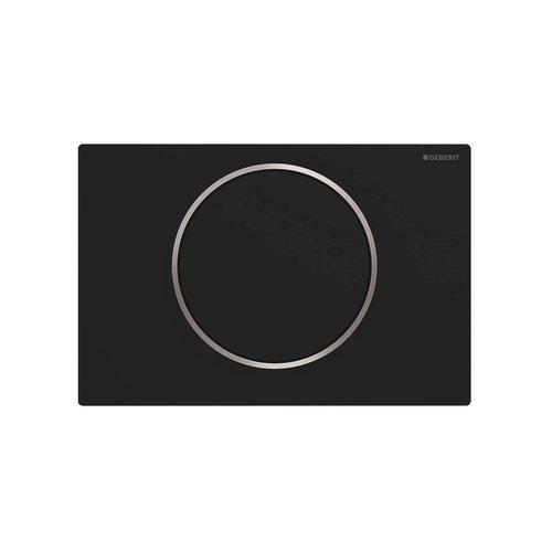 Bedieningsplaat Geberit Sigma 10 Mat Zwart