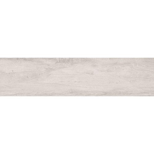 Vloertegel Houtlook Nebraska White 30x120 cm (doosinhoud 1.08 m2)