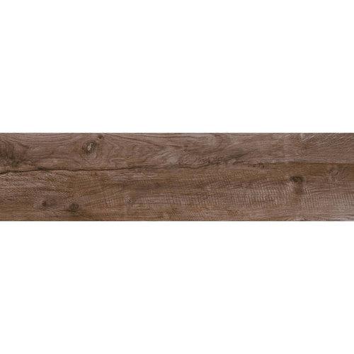 Vloertegel Houtlook Nebraska Cherry 30x120 cm (doosinhoud 1.08 m2)