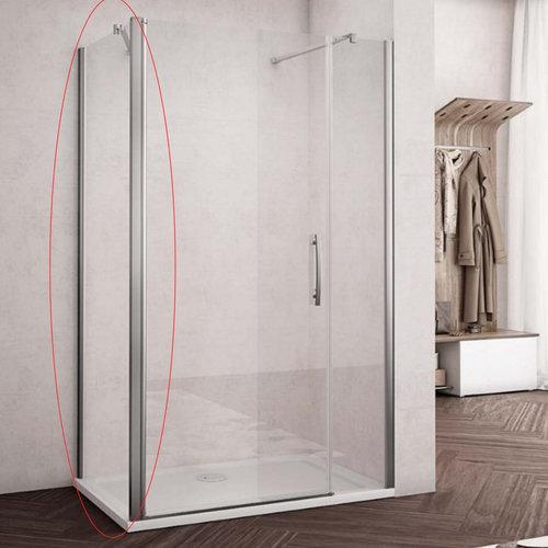 Zijwand voor Douchecabine Lacus Montecristo/Giglio 100x190 cm 6 mm Nano Glas