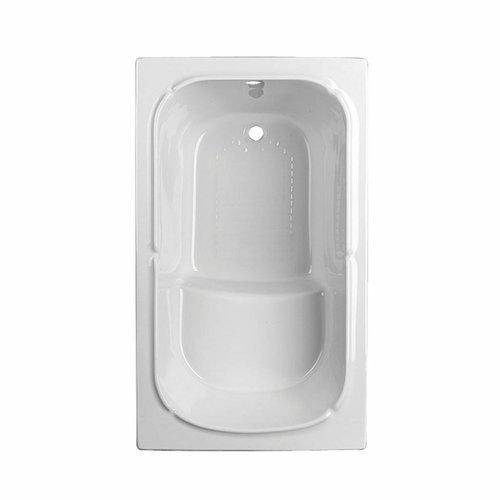 VM GO Bari Zitbad 120x70cm Acryl 21-42cm Diep Inclusief Potenstel