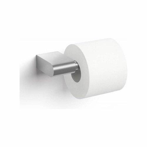 Toiletrolhouder Zack Atore 17x8 cm Geborsteld RVS