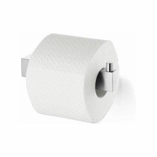 Toiletrolhouder Zack Linea 4x14,7x15,2 cm Geborsteld RVS
