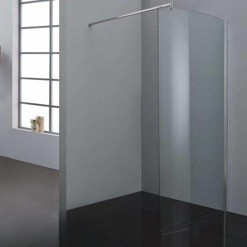 Inloopdouche Sanilux Gebogen glas 100x200cm 10mm Taylor Protect