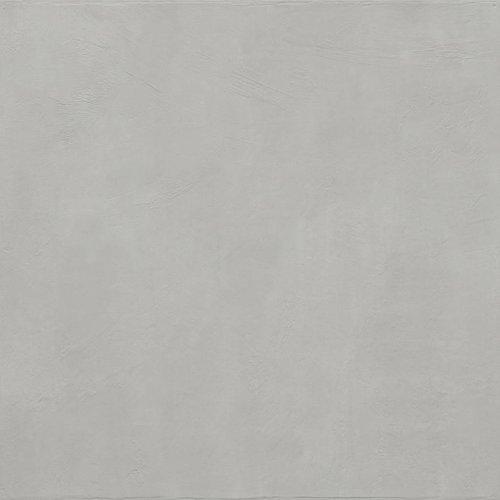Vloertegel Jos Strucco Plaster Uni 80x80 cm Gris (doosinhoud 1.28 m2)