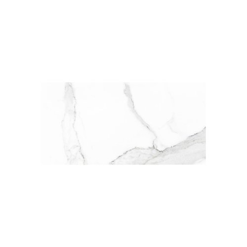 Vloertegel Statuario glans 30x60 rett (Doosinhoud 1,08 M²)