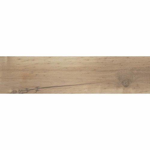 Houtlooktegel Js Stone Dundee 25x100 cm Beige (doosinhoud 1.25 m2)