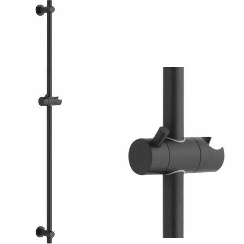 Glijstang Best Design Garda 90cm Mat Zwart