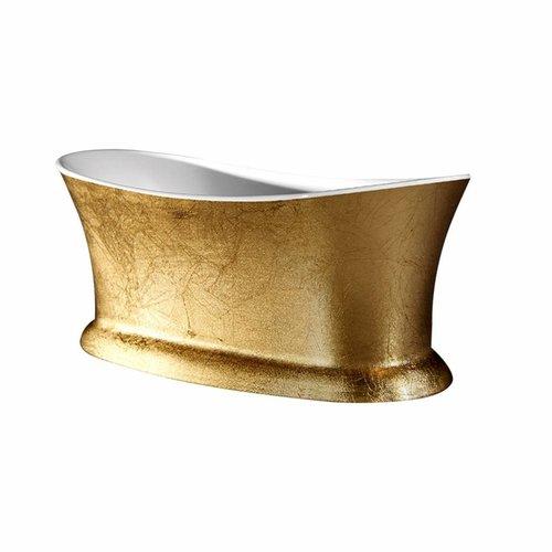 Vrijstaand bad Best Design Color Bridgegold Acryl 175x79x70cm Goud