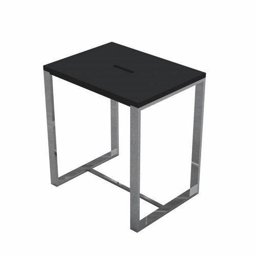Douchekruk Best Design Solid Steel 43x40x30cm Solid Surface Mat Zwart