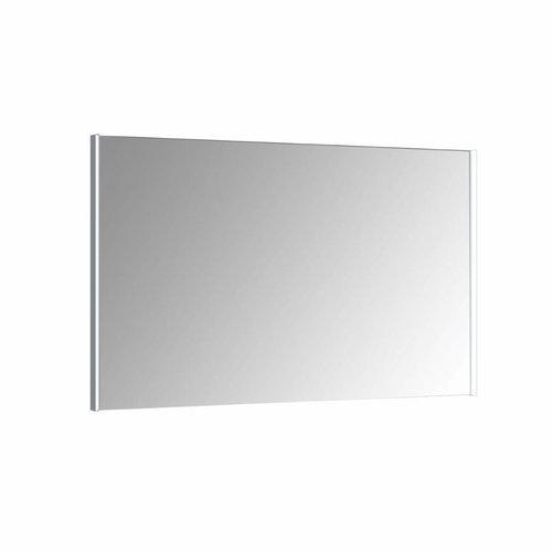 Spiegel Allibert Ikari Dubbele LED Verlichting Zijkanten 120x70cm Aluminium Profiel
