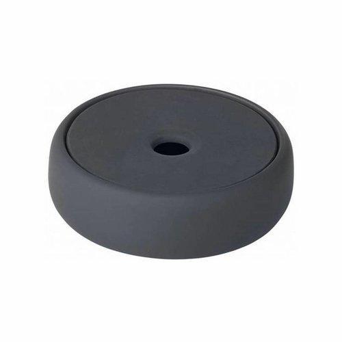 Opbergboxje / Zeepschaaltje Blomus Sono 175 ml Donkergrijs