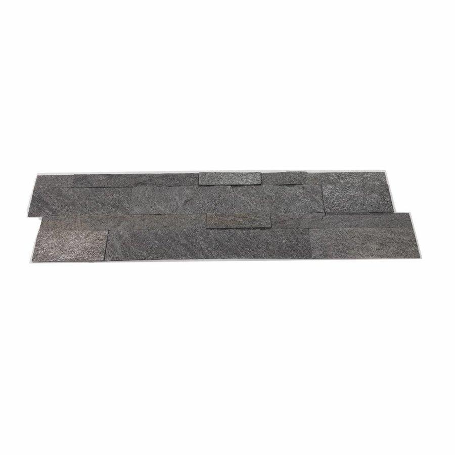 Steenstrips Natuursteen Look Rockwall London Sapphire 60x15cm Prijs P/m2
