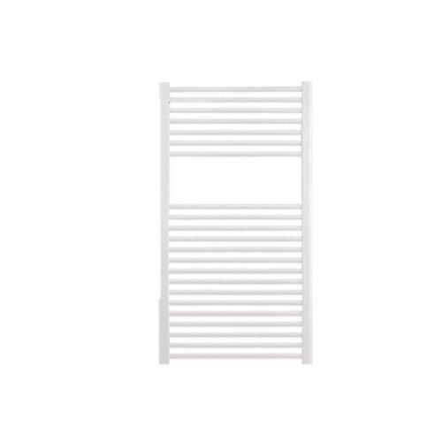 Designradiator Nile Gobi 170x50 cm wit midden-onderaansluiting