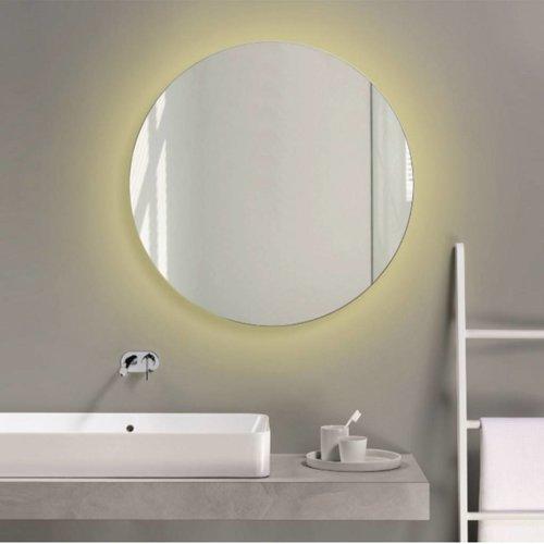 LED Spiegel Lanesto Cherchio Rond met Sensor 90 cm