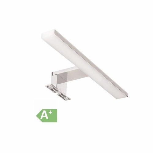 Spiegel Verlichting Lanesto Slide LED Warm Wit 30 cm Chroom