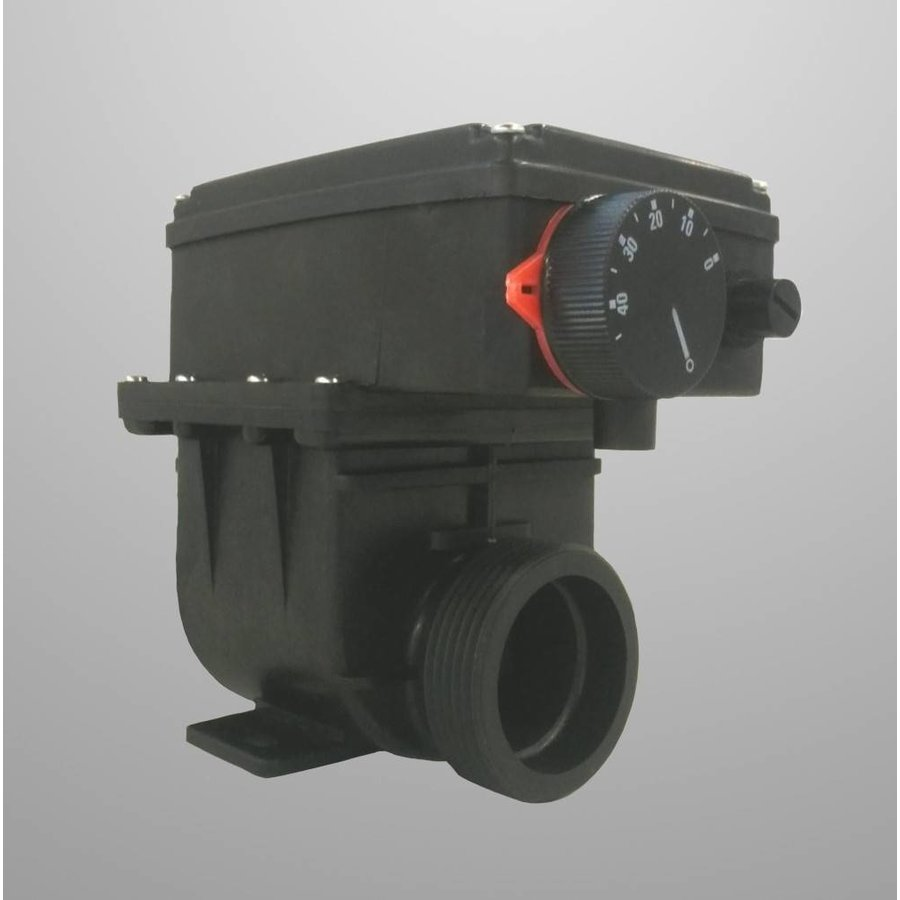 Pneumatisch Whirlpool Aqua Splash Dahlia 180x80 cm Enkel systeem