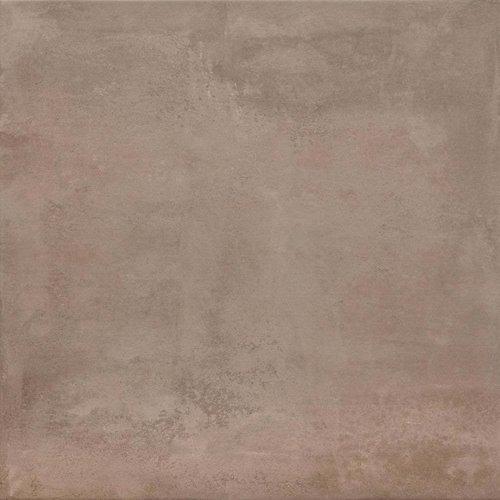 Vloertegel Abitare Icon Brown 80.2x80.2 cm Per m2