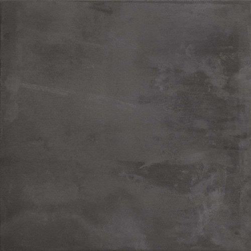 Vloertegel Abitare Icon Black 80.2x80.2 cm Per m2