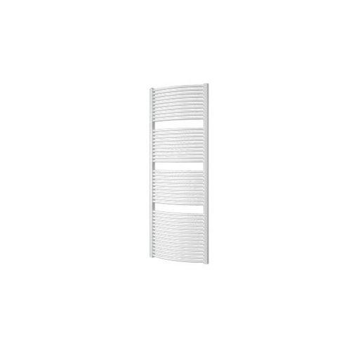 Designradiator Plieger Onda 1112 Watt Zijaansluiting 180,8x58,5 cm Wit