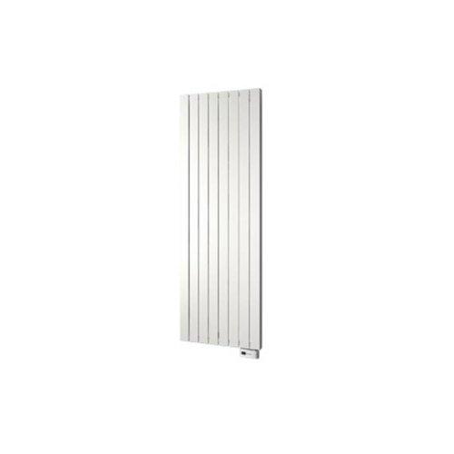 Designradiator Plieger Cavallino Retto Elektrisch 1200 Watt 180x60,2 cm Wit