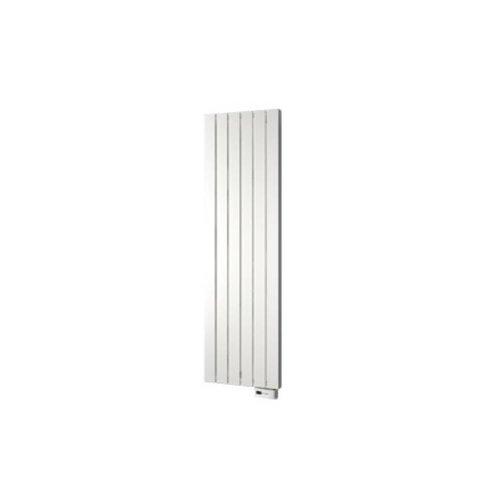 Designradiator Plieger Cavallino Retto Elektrisch 1000 Watt 180x45 cm Wit
