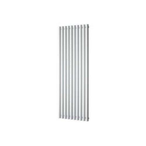 Designradiator Plieger Trento 1357 Watt Middenaansluiting 180x59 cm Wit