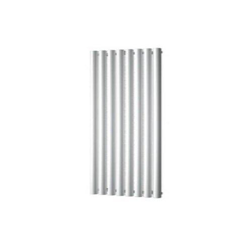 Designradiator Plieger Trento 1086 Watt Middenaansluiting 180x47 cm Wit