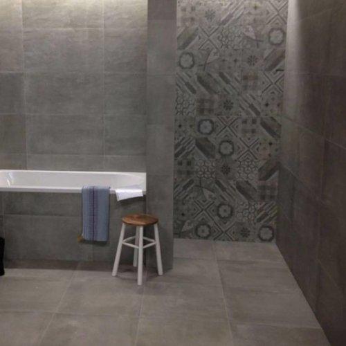 Vloertegels Emil Kotto Deco Cenere 20x20 (Per m²)