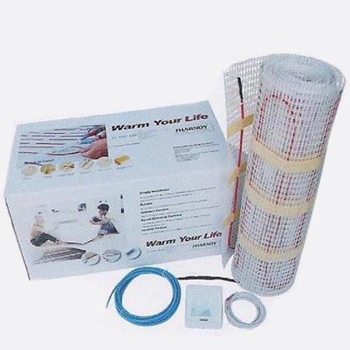 Elektrische Vloerverwarming Mat incl. Klokthermostaat 2 m2