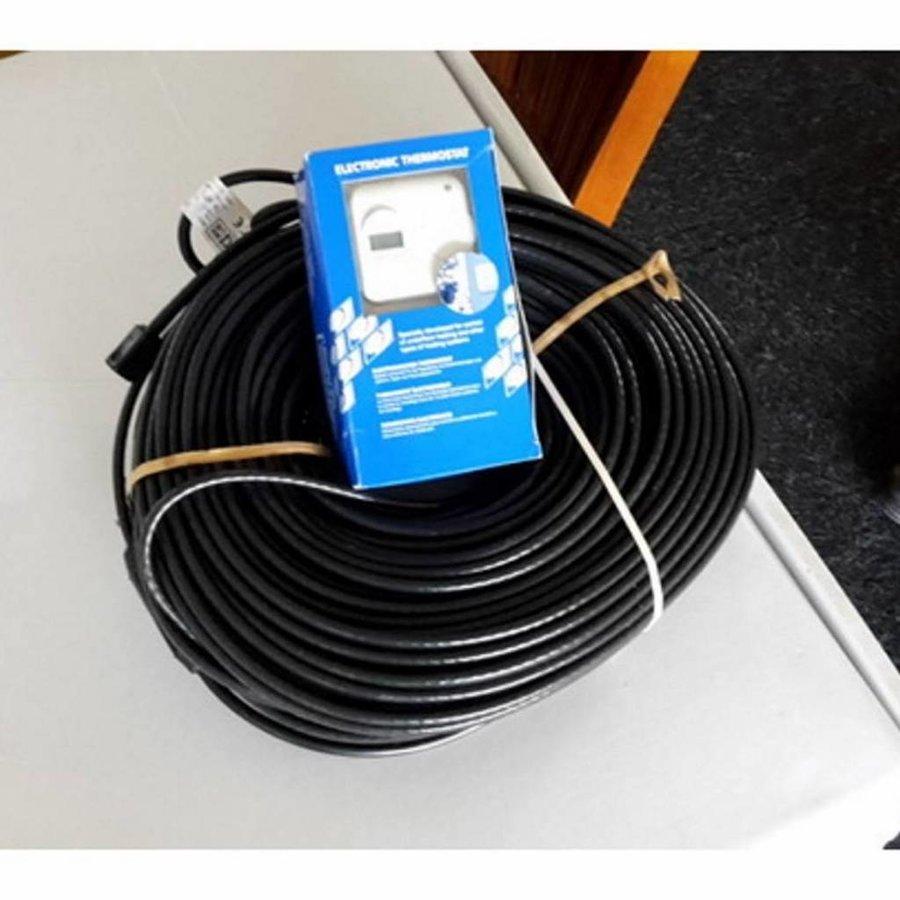 Elektrische Vloerverwarming Mat incl. Klokthermostaat 1.5 m2