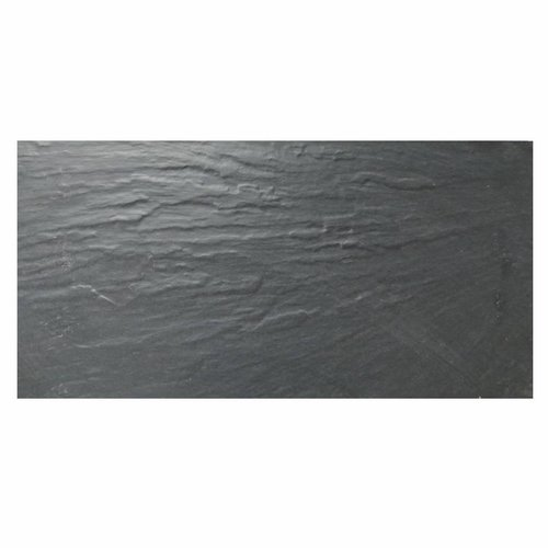 Aktie Vloertegel Magma Black 30x60cm Antraciet (per m2)