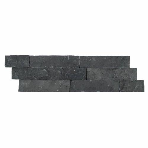 Steenstrips 01 Gray Marmer 15x50 cm (Prijs per M²)