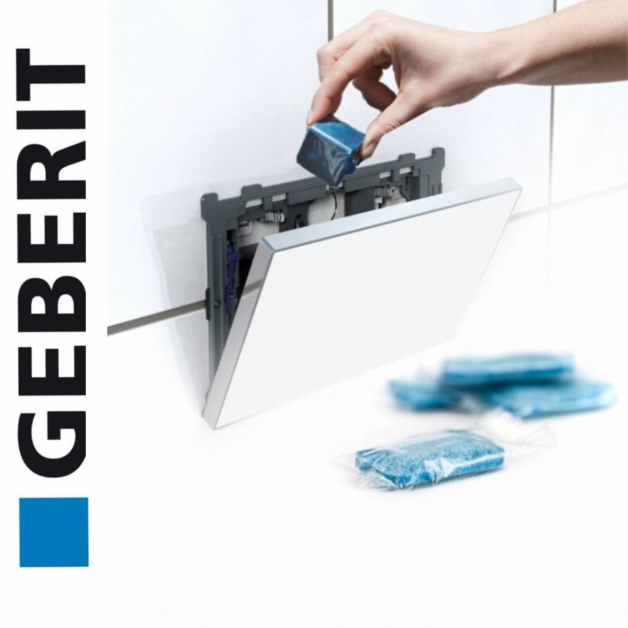 UP320 Toiletset 03 Megasplash Basic Smart Met Matzwarte Drukplaat
