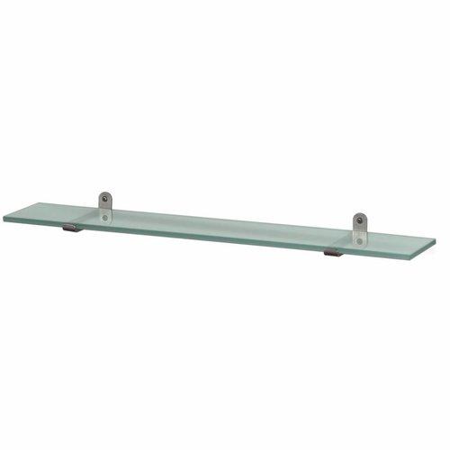 Planchet Ixi Glas 60x11 cm RVS