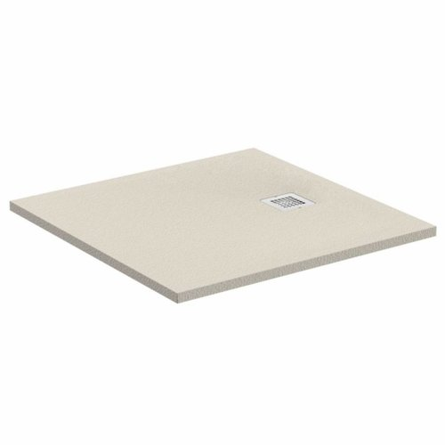 Douchebak Ideal Standard Ultra Flat Solid Vierkant (in 3 afmetingen) Beige