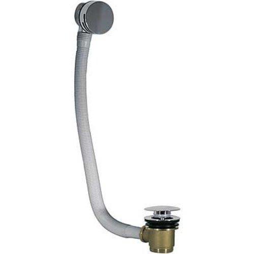 Complementos Badafvoer en ronde plug CASCADE met overloop Ø70mm CLICK?CLACK 13453430