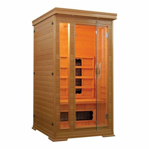 Infrarood Sauna Punto 90X90 Cm 1350W 1 Persoons