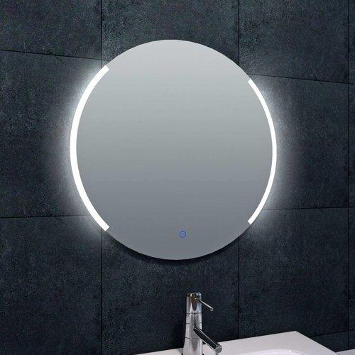 Spiegel Round Dimbare Led Condensvrij 60 Cm