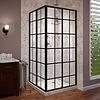 Best Design Douchecabine Hoekinstap Black Corner 89 Of 99 Cm 4Mm Nano (2 Maten)