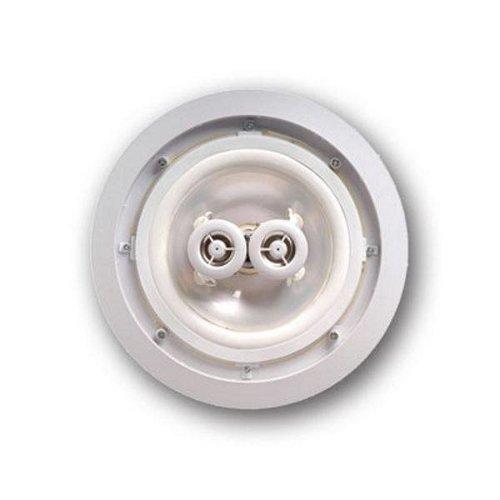 Speaker Samba-Dt (Single Stereo) Vochtbestendig Wit Rond Ø 23 Cm