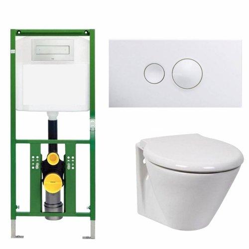 Ecoplus Toiletset 16 Laufen Royal Design Met Visign For Style 10 Drukplaat