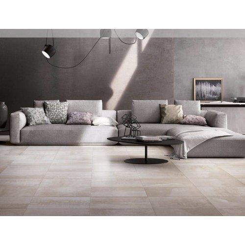 Vloertegels Concrete Beige 60X60 Cm, Mat P/M²