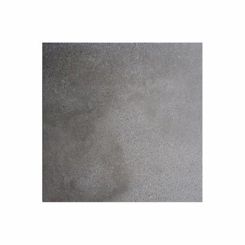 Gravel Mud 60X60 Rett, Mat P/M²