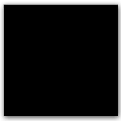 Vloertegel Zwart Mat 60X60Cm P/M²